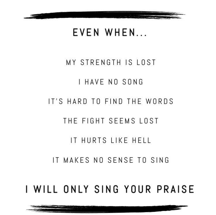 Lyric lyric wake hillsong : Christianity   It Is Finished